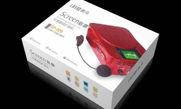 广州产品VI设计 电子产品包装 保健品包装